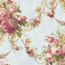 Обои Kt Exclusive Parisian Florals